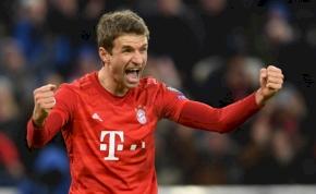 Távolságtartásból jelesre vizsgázott a Bayern München