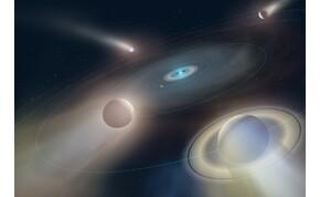 Megfejtették, hogy mitől olyan forró a Szaturnusz légköre