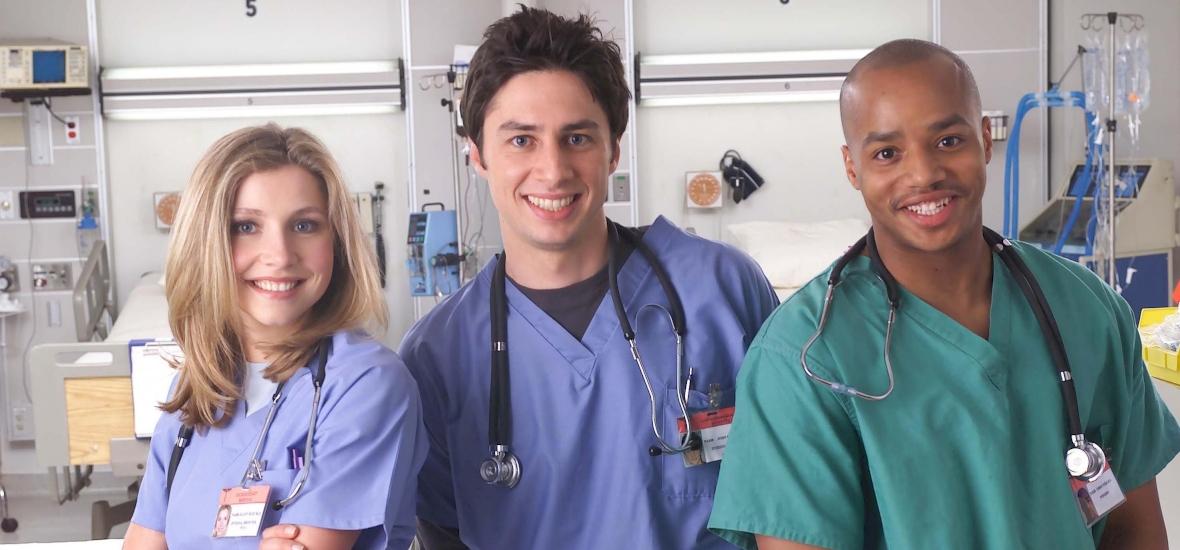A Dokik és a Dr. House sztárjai mondanak köszönetet az orvosoknak – videó