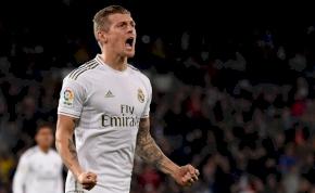A Real Madrid játékosa megmagyarázta félresikerült nyilatkozatát