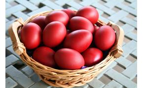 Miért éppen piros a húsvéti tojás?