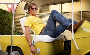 Most láthatod Brad Pittet teljesen elérzékenyülve – videó