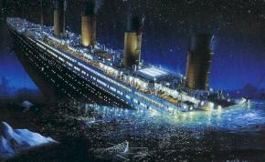 """Az elsüllyedt """"elsüllyeszthetetlen"""" – nem is a jéghegy okozta a Titanic vesztét?"""