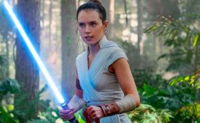 A Reyt alakító Daisy Ridley kiakadt a Star Wars-rajongókra