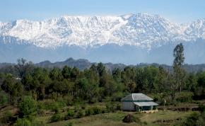 Nagyon messziről is újra látni a Himalája csúcsait