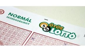 Ötös lottó: érdekes számok tettek boldoggá 17 embert