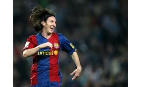 Tizenhárom éves az a gól, amivel Messi Maradona örökébe lépett – videó