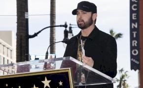 Eminem már 12 éve nem drogozik