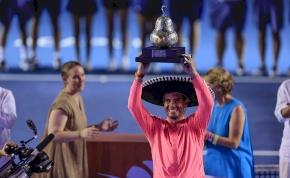 """Rafael Nadal: """"Katasztrófa vagyok, de nagyon küzdök"""" – videók"""