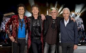Megérkezett The Rolling Stones legújabb dala: Living In A Ghost Town