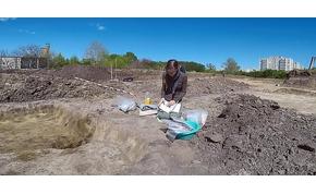 Kelta falu nyomait találták meg régészek Debrecenben