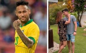 Neymar anyja máris szakított 22 éves pasijával – elképesztő az ok