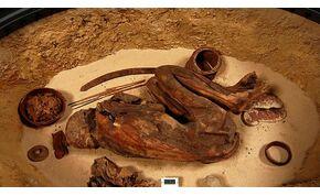 Kiásták egy 16 éves lány múmiáját, és ezt találták nála