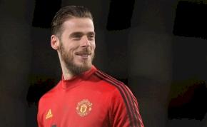 De Gea bejelentése után megnyugodhatnak a Manchester United hívei