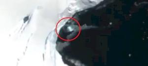 Lezuhant űrhajót találtak az Antarktiszon?