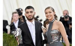 Gyermeket vár Gigi Hadid és a One Direction egykori énekese