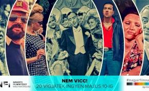 Magyar Film Napja – 20 magyar vígjátékot nézhetünk ingyen