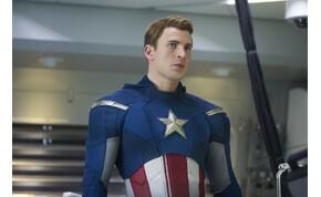 Megható videó került ki Chris Evans utolsó napjáról Amerika Kapitányként