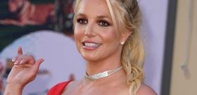 Hatalmas tüzet okozott Britney Spears