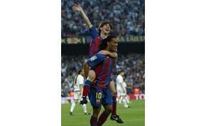 Tizenöt éve rúgta első gólját Lionel Messi a Barcelonában – videó