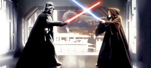 Így is kinézhetett volna Darth Vader és Obi-Wan Kenobi párbaja
