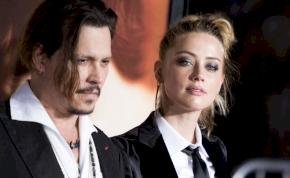 Teljesen elmebeteg dolgot csinált Johnny Depp exfelesége