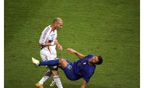 Kiderült, hogy Zidane miért fejelte le a 2006-os vb-döntőben Materazzit