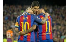 Neymart nem érdekli pénz, csak hadd lehessen újra Messi csapattársa