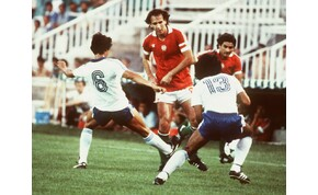 Olyat tett Magyarország a 82-es foci-vb-n, amire addig nem volt példa