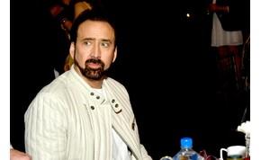 Nicolas Cage megkapta élete eddigi legőrültebb szerepét
