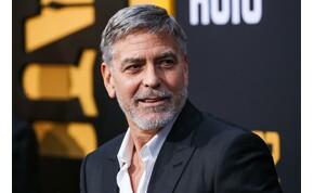 George Clooney úgy meghízott, hogy Oscar-díjat kapott érte
