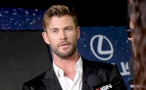 Ez Thor, vagyis Chris Hemsworth legnagyobb vágya