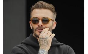 A kínaiak egyáltalán nem láthatják David Beckham testét