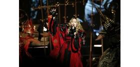 Madonna lábon hordta ki a koronavírust