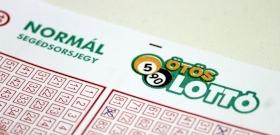 Elvitték az Ötös lottó főnyereményét