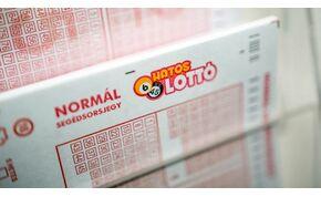 Hatos lottó: 350 millió forint kereste új otthonát