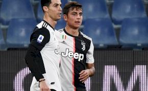 Hat hétig harcolt a koronavírussal a Juventus sztárja