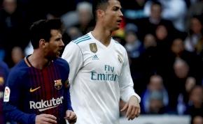 Ilyen lenne, ha Messi és Ronaldo egy csapatban játszana