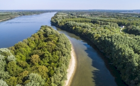 Több, mint 100 kilométerrel rövidebb lett a Duna