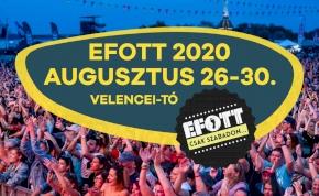 Hivatalos: megtartják az idei EFOTT fesztivált