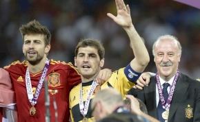 Gerard Piqué beszólt Iker Casillas fotójára