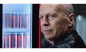 Bruce Willisnél senki se nyitja ki boldogabban a hűtőt