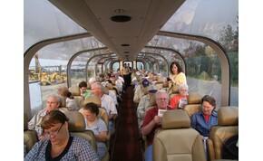 Az alaszkai vonatút, amit sohasem fogok elfelejteni – galéria