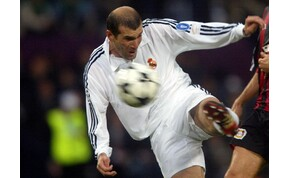 Tizennyolc éves Zidane legendás gólja