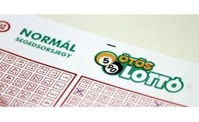Ötös lottó: ilyen számokkal nem csoda, hogy nem vitte el senki a főnyereményt