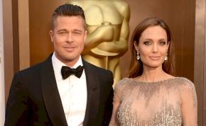 Brad Pitt és Angelina Jolie szétlőtték a saját házukat, majd szexeltek egy jót
