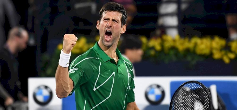 Novak Djokovic meg akarja dönteni Roger Federer rekordját