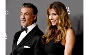 Így ünnepelte 23. házassági évfordulóját Sylvester Stallone és felesége