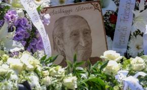 Szilágyi Istvántól szívszorító levéllel búcsúzott unokája
