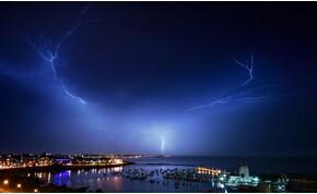 Viharos széllel, felhőszakadással csap le a hidegfront – kiadták a figyelmeztetést!